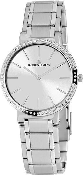 1-2016A  кварцевые наручные часы Jacques Lemans  1-2016A