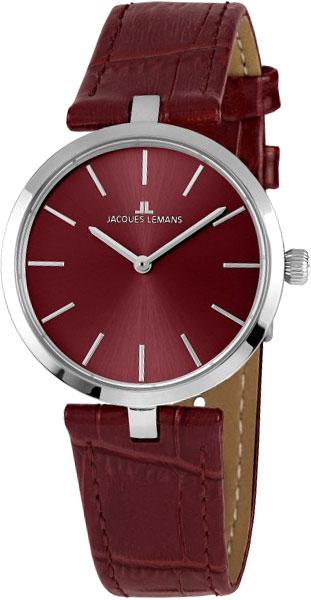 """1-2024D  кварцевые наручные часы Jacques Lemans """"Classic""""  1-2024D"""