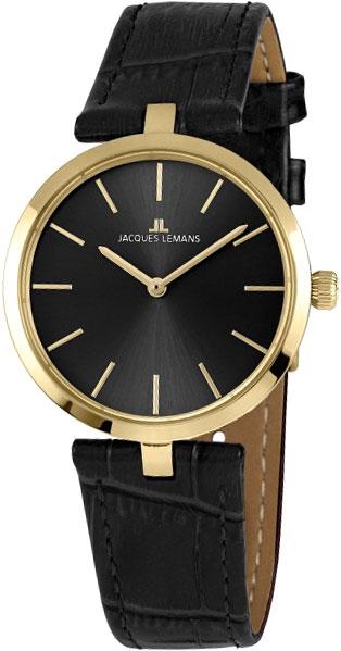 1-2024E  кварцевые наручные часы Jacques Lemans для женщин  1-2024E