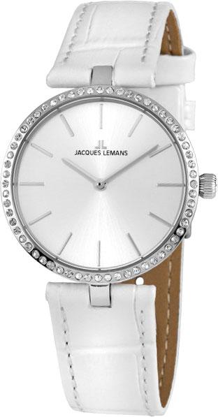 1-2024G  женские кварцевые наручные часы Jacques Lemans  1-2024G