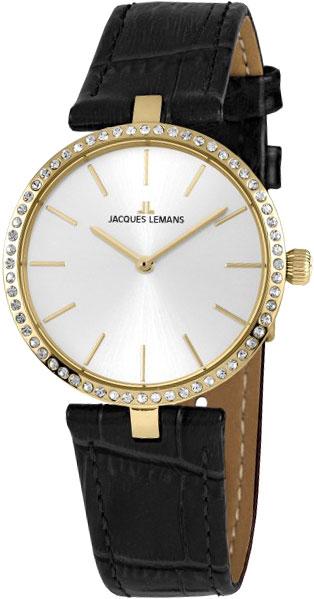 1-2024L  кварцевые наручные часы Jacques Lemans  1-2024L