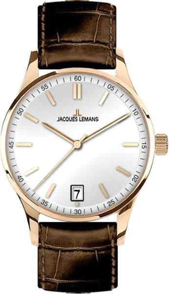1-2027E  кварцевые наручные часы Jacques Lemans для женщин  1-2027E