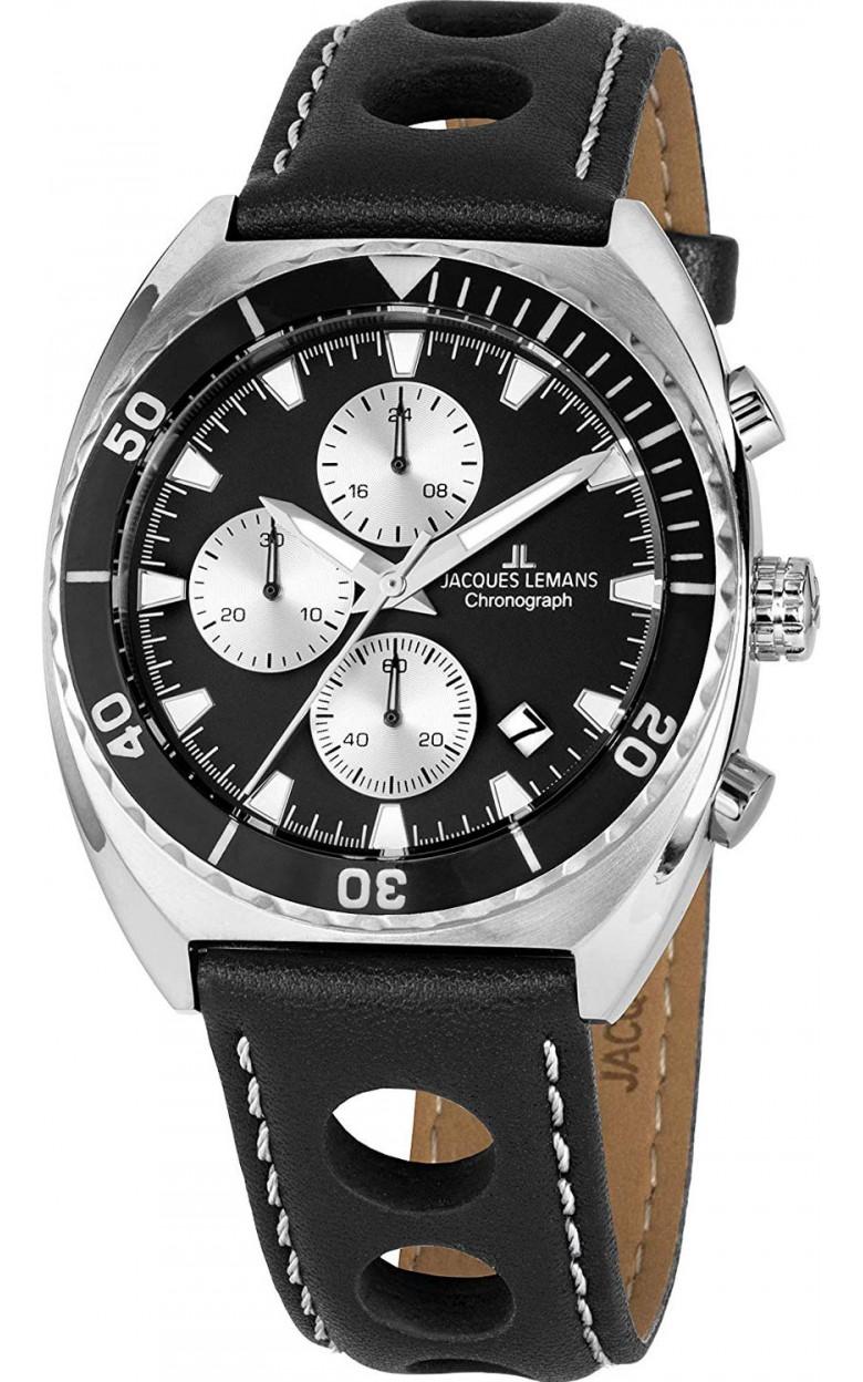 1-2041A  кварцевые наручные часы Jacques Lemans для мужчин  1-2041A