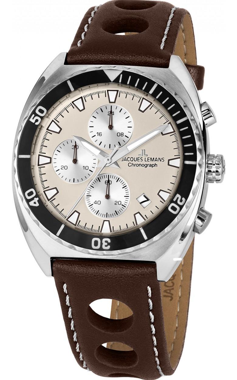 1-2041D  кварцевые наручные часы Jacques Lemans для мужчин  1-2041D