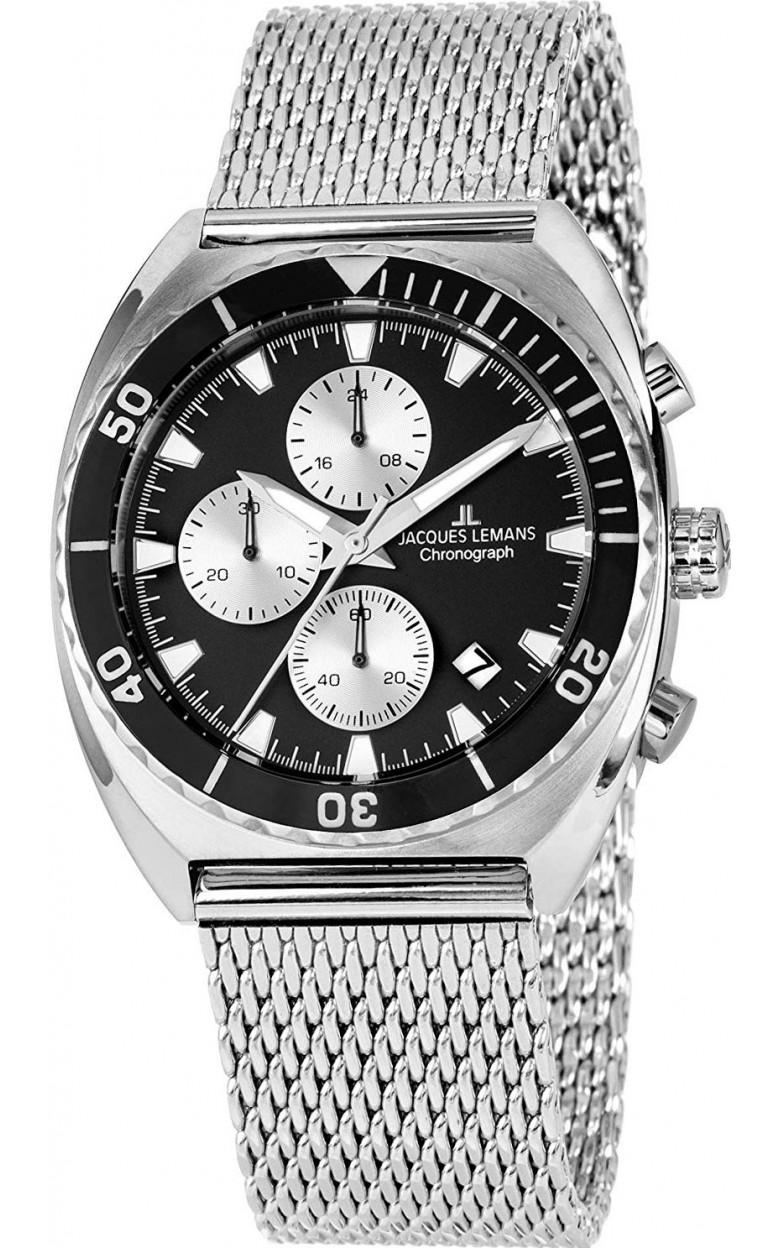 1-2041E  кварцевые наручные часы Jacques Lemans для мужчин  1-2041E