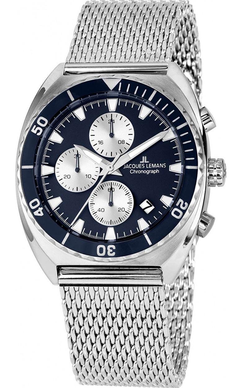 1-2041G  кварцевые наручные часы Jacques Lemans для мужчин  1-2041G
