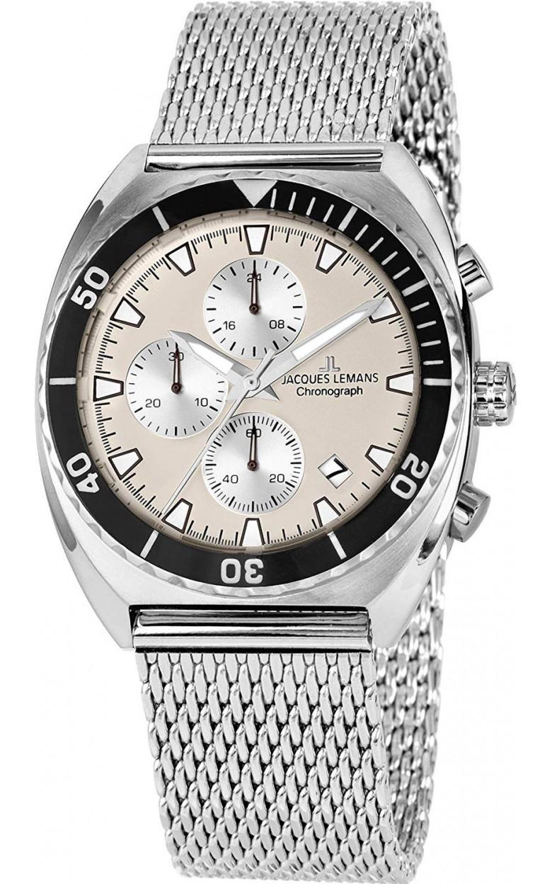 1-2041H  кварцевые наручные часы Jacques Lemans для мужчин  1-2041H