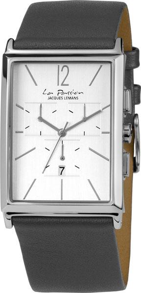 LP-127H  кварцевые часы Jacques Lemans  LP-127H