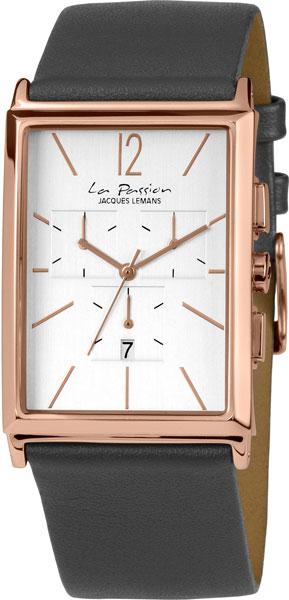 LP-127i  кварцевые часы Jacques Lemans  LP-127i