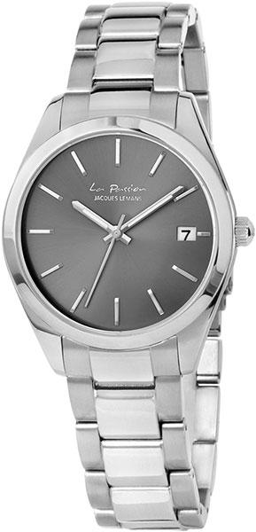 LP-132E  кварцевые часы Jacques Lemans  LP-132E