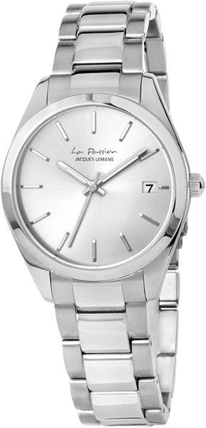 LP-132F  кварцевые наручные часы Jacques Lemans  LP-132F