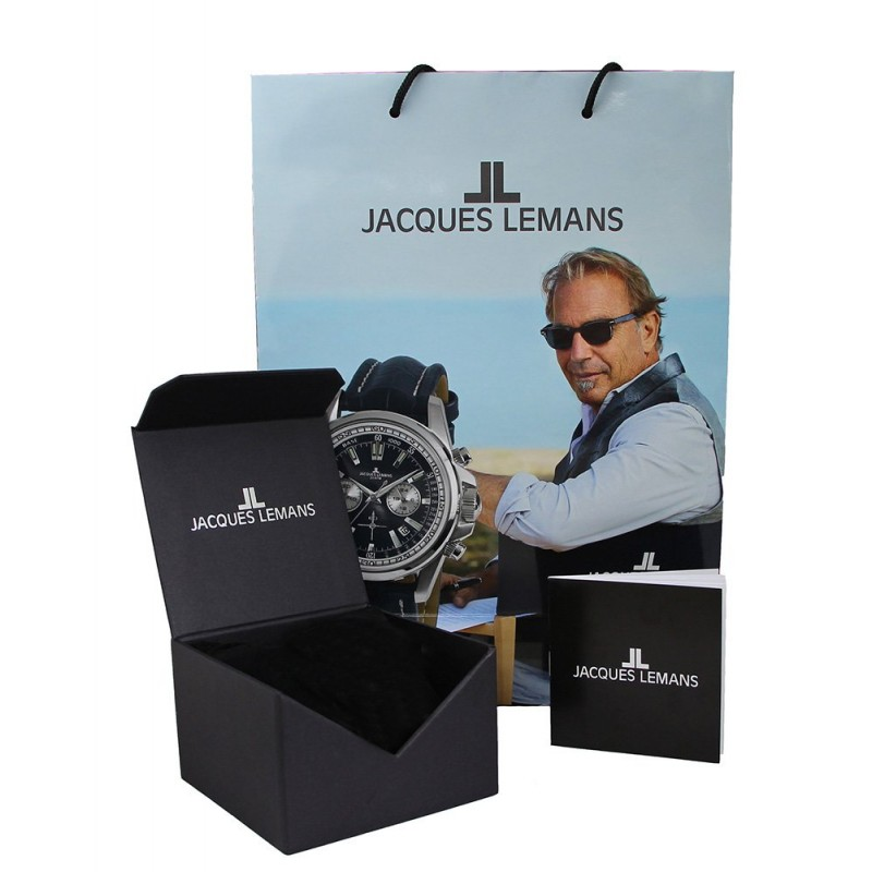 1-1117WO  наручные часы Jacques Lemans  1-1117WO