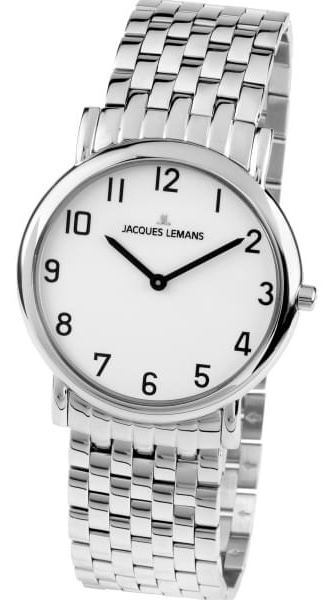 1-1369J  кварцевые наручные часы Jacques Lemans для мужчин  1-1369J