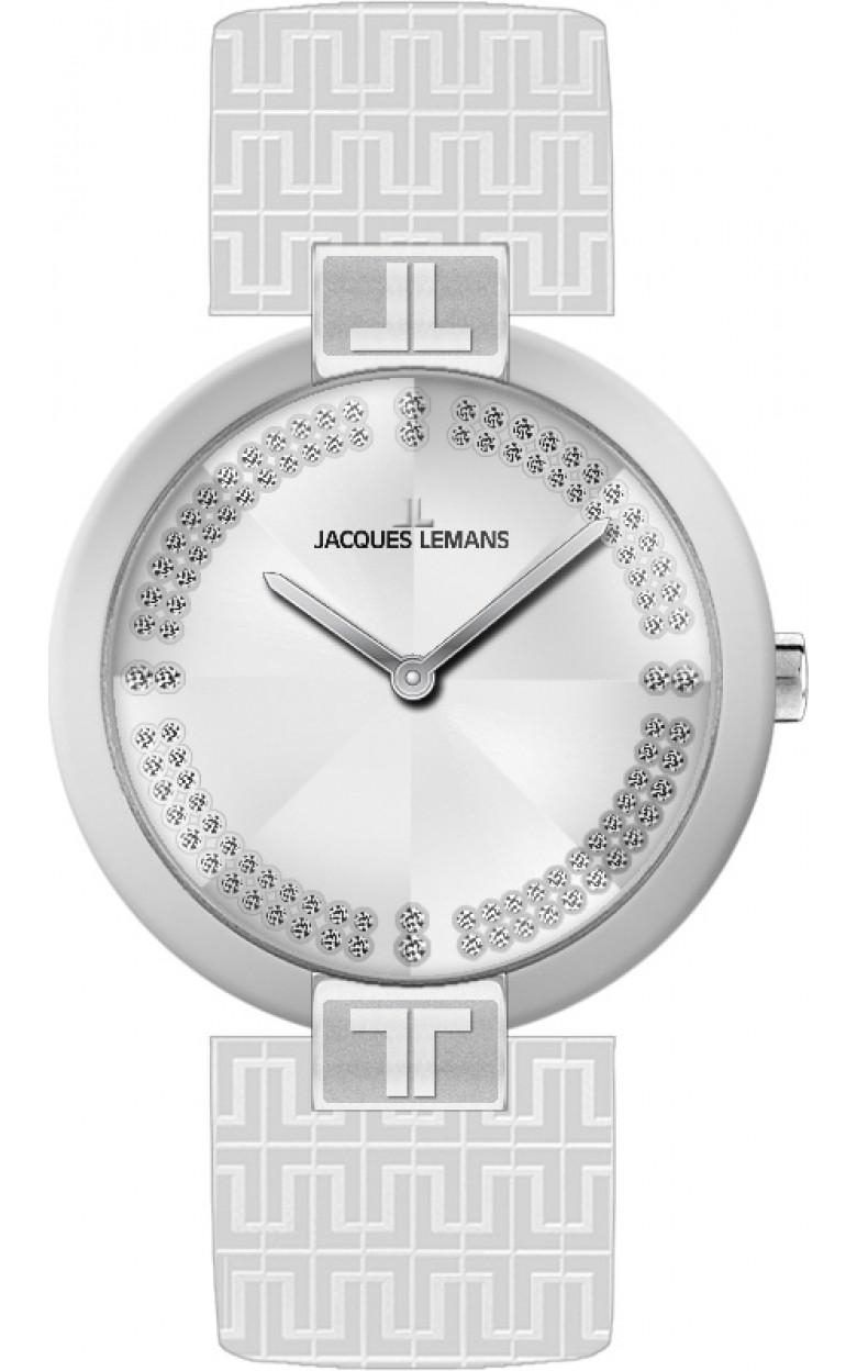 1-1502B  кварцевые наручные часы Jacques Lemans для женщин  1-1502B