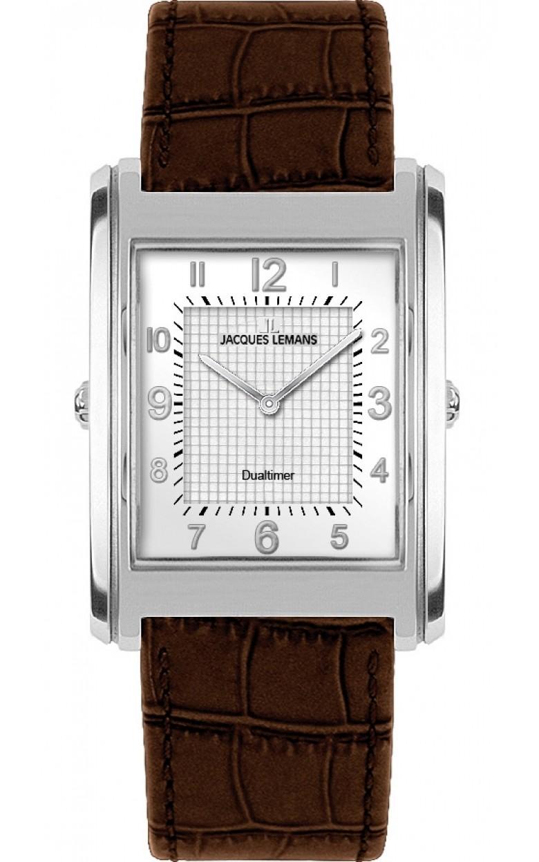 1-1533A  мужские кварцевые наручные часы Jacques Lemans  1-1533A
