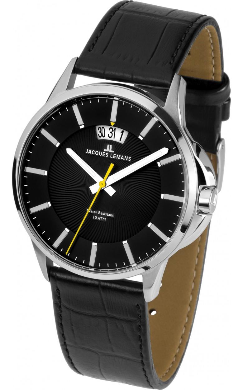 1-1540A  кварцевые наручные часы Jacques Lemans  1-1540A