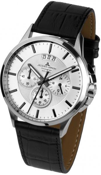 1-1542N  мужские кварцевые наручные часы Jacques Lemans  1-1542N