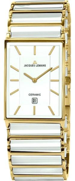 1-1593F  кварцевые наручные часы Jacques Lemans для мужчин  1-1593F