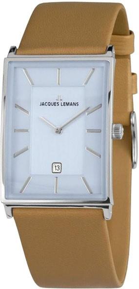 1-1603E  мужские кварцевые наручные часы Jacques Lemans  1-1603E