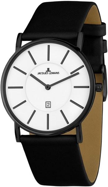 1-1620C  кварцевые наручные часы Jacques Lemans  1-1620C