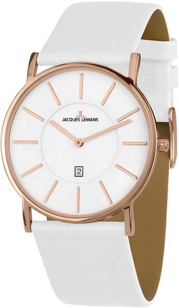 1-1620F  кварцевые наручные часы Jacques Lemans для мужчин  1-1620F