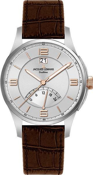 1-1640C  кварцевые часы Jacques Lemans  1-1640C