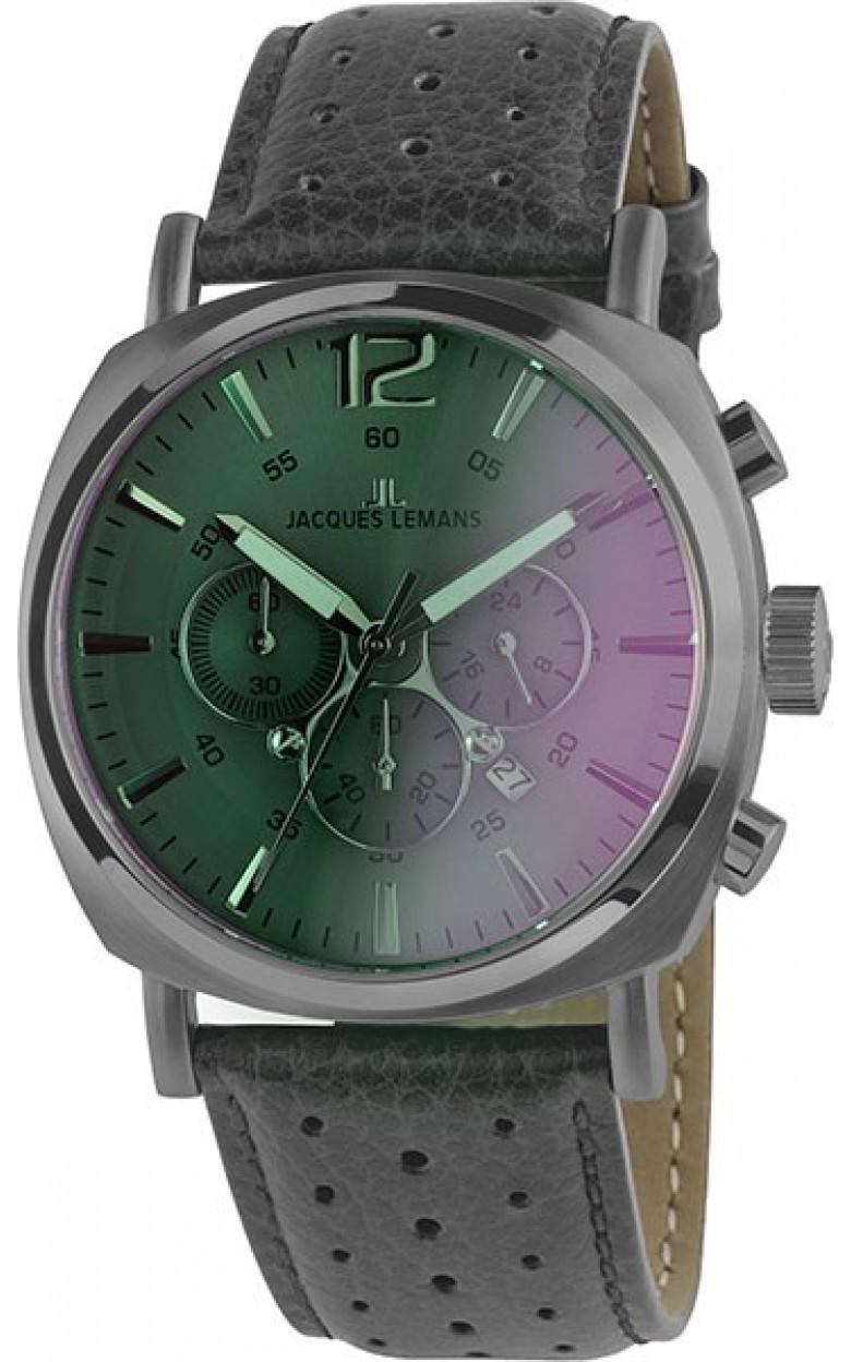 1-1645M  кварцевые наручные часы Jacques Lemans для мужчин  1-1645M
