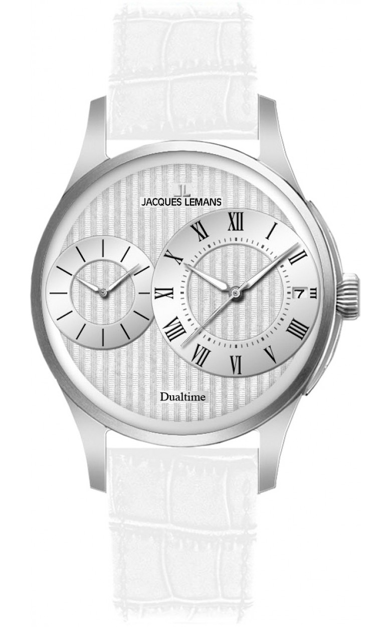 1-1692B  кварцевые наручные часы Jacques Lemans для мужчин  1-1692B
