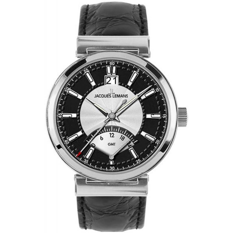 1-1697A  часы Jacques Lemans  1-1697A