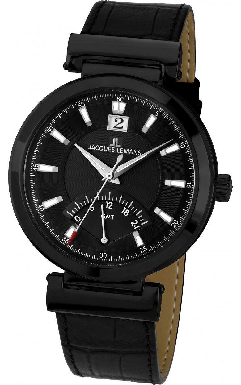 1-1697C  кварцевые часы Jacques Lemans  1-1697C