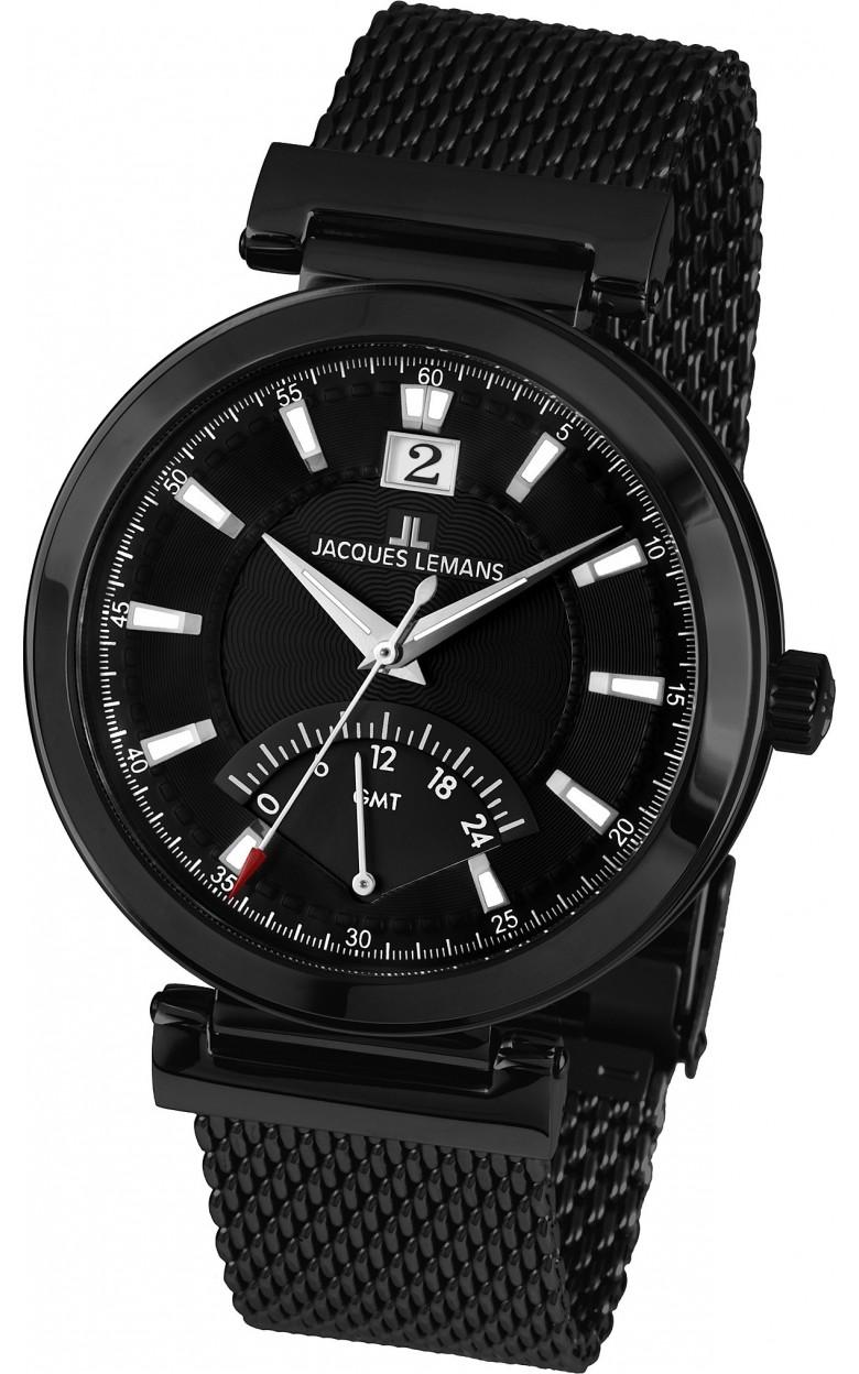 1-1697E  мужские кварцевые часы Jacques Lemans  1-1697E
