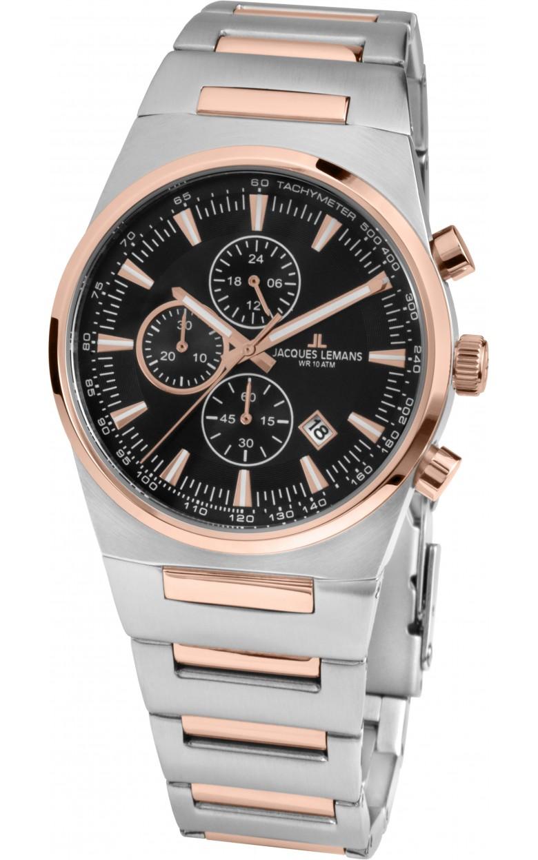 1-1738C  кварцевые наручные часы Jacques Lemans для женщин  1-1738C
