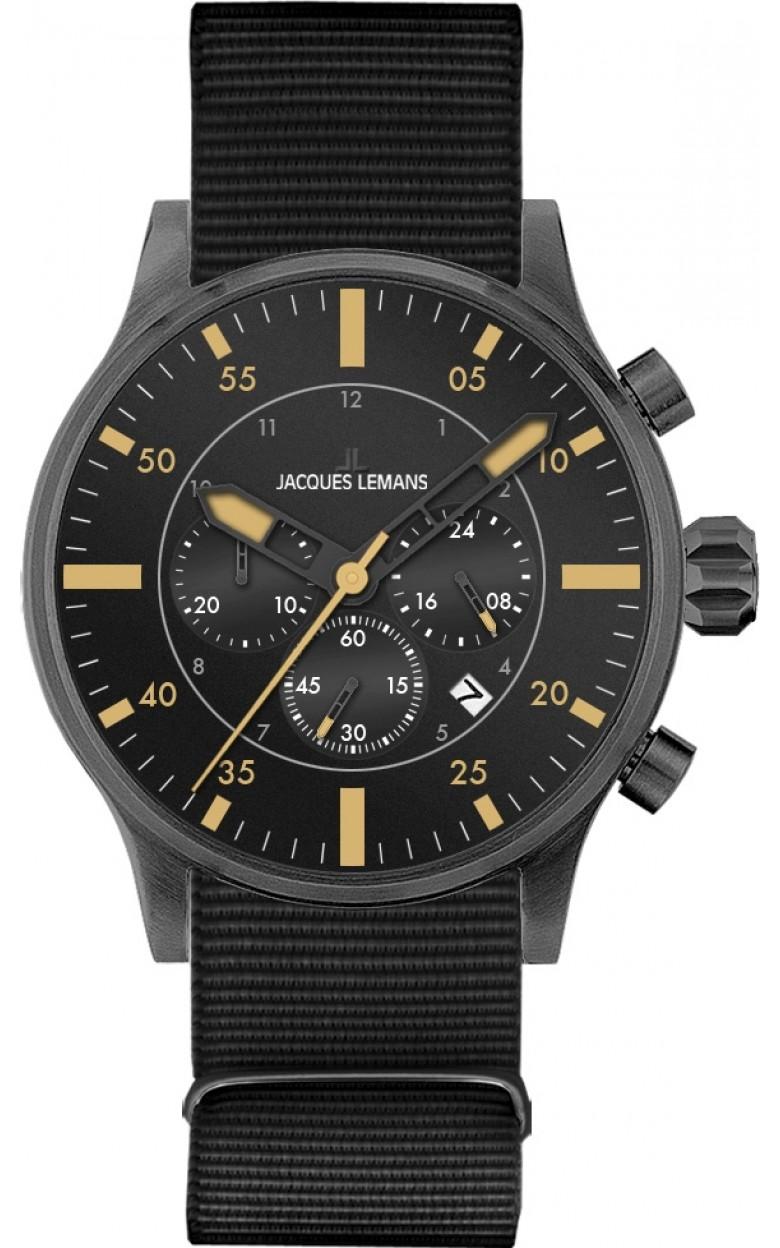 1-1749C  кварцевые наручные часы Jacques Lemans для мужчин  1-1749C