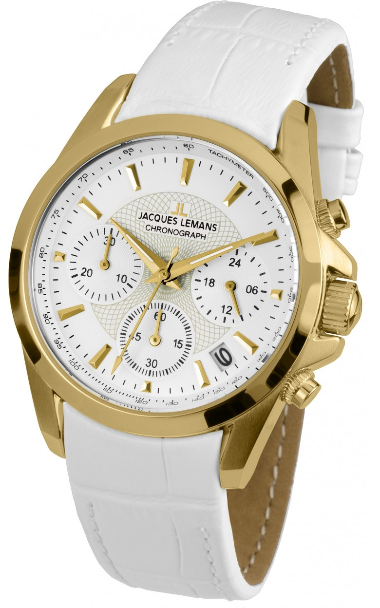 1-1752D  женские кварцевые наручные часы Jacques Lemans  1-1752D