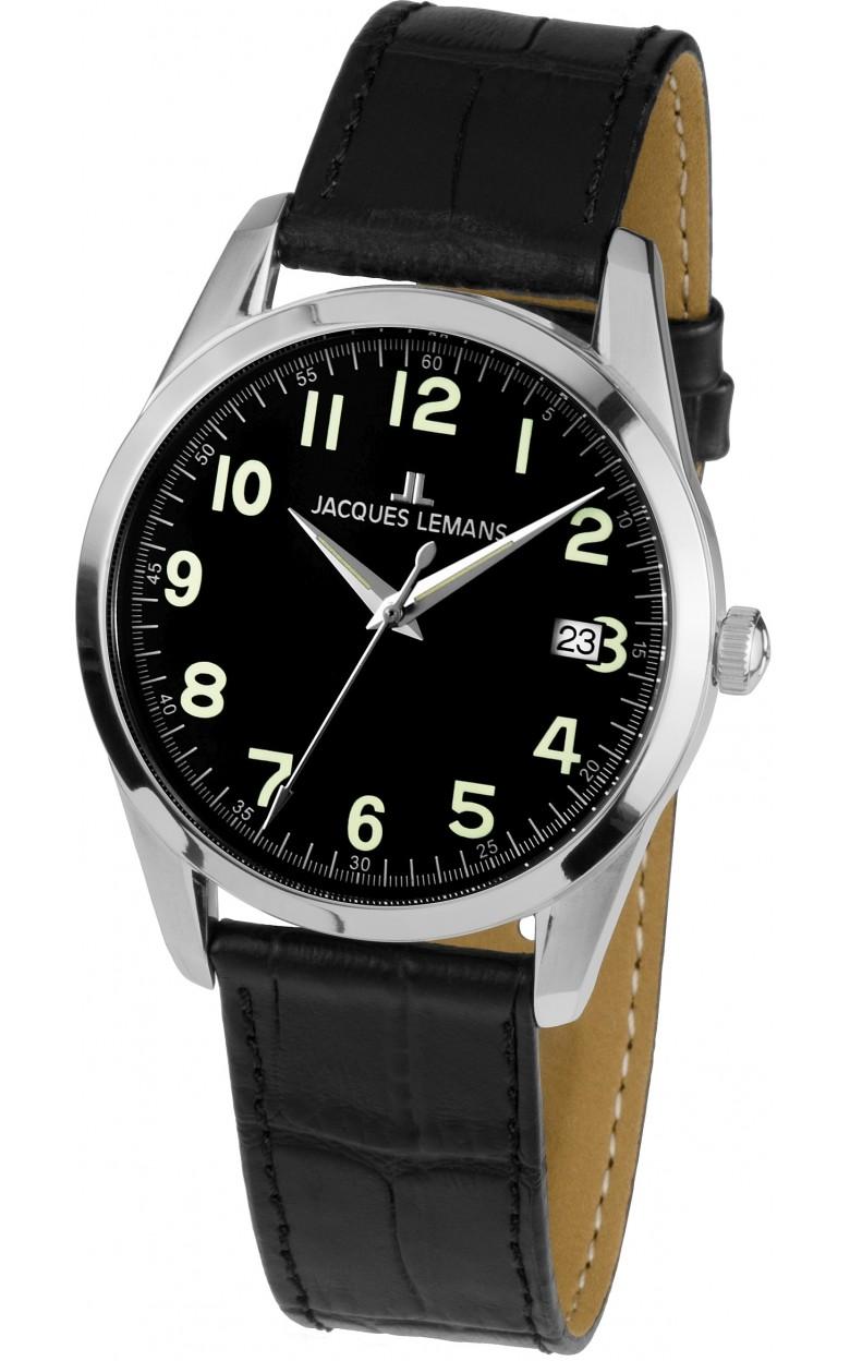 1-1769A  мужские кварцевые наручные часы Jacques Lemans  1-1769A