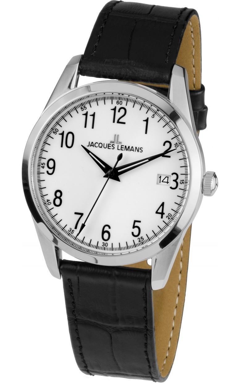 1-1769B  кварцевые наручные часы Jacques Lemans для мужчин  1-1769B