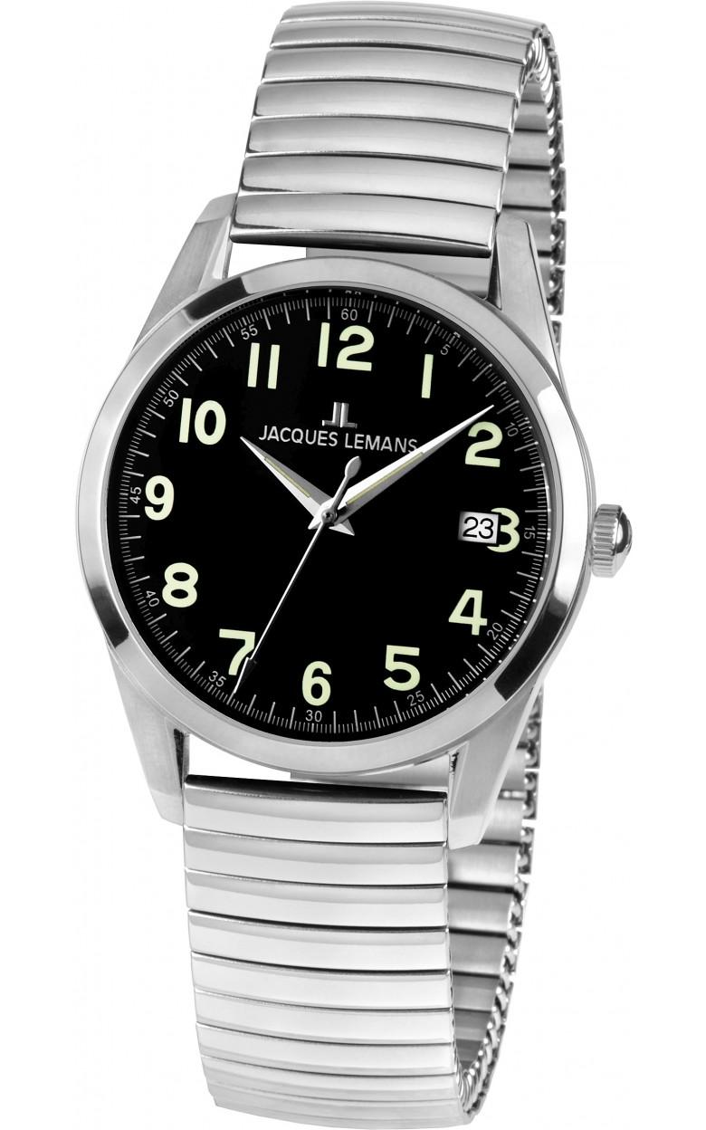 1-1769J  кварцевые наручные часы Jacques Lemans для мужчин  1-1769J