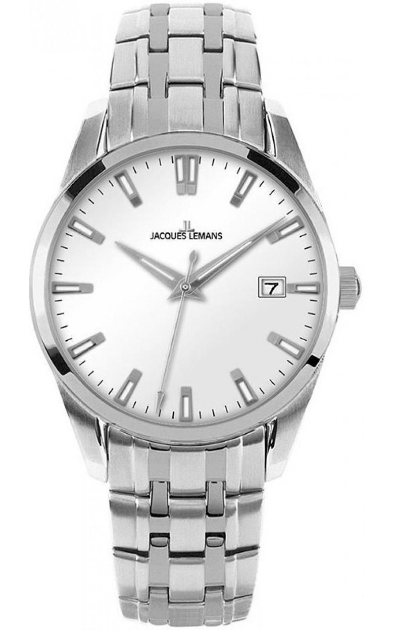 1-1769i  мужские кварцевые наручные часы Jacques Lemans  1-1769i