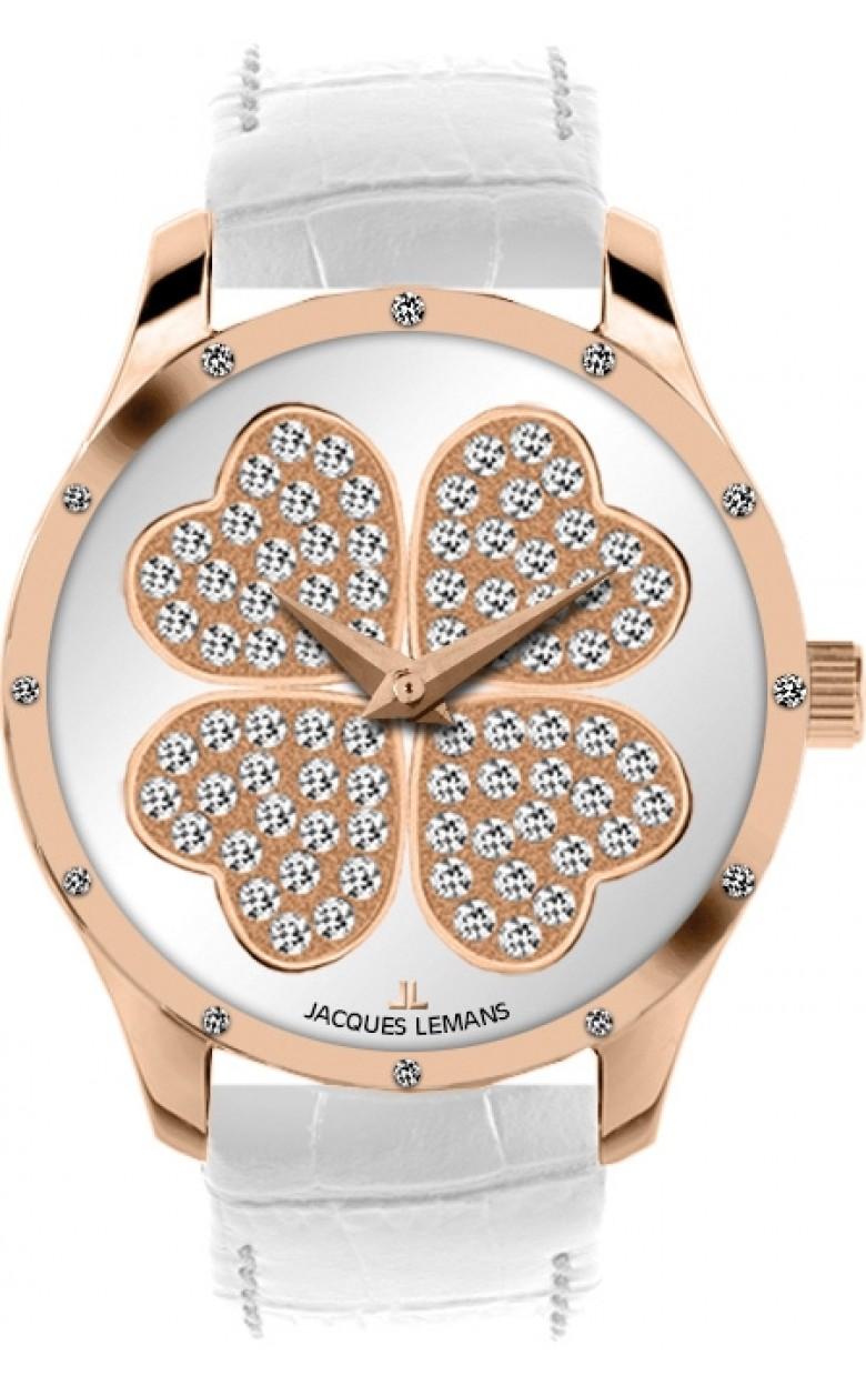 1-1803H  женские кварцевые наручные часы Jacques Lemans  1-1803H