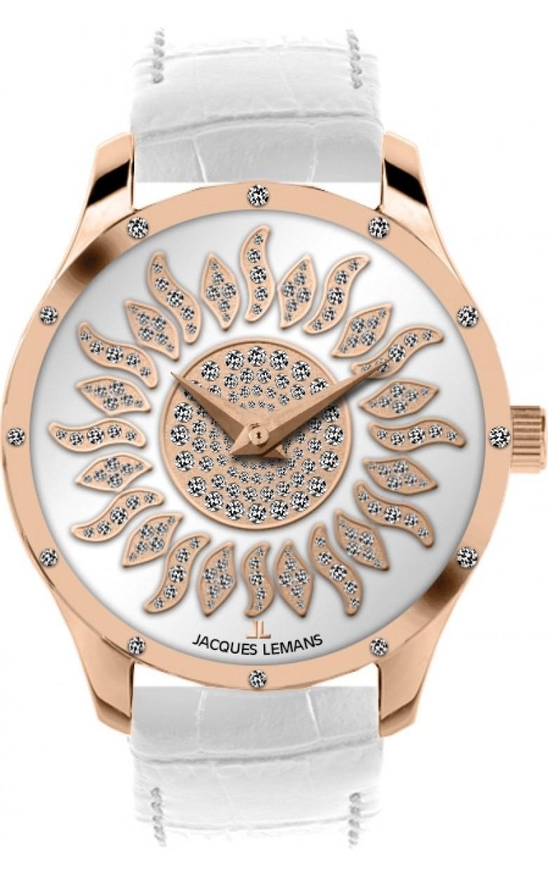 1-1803L  кварцевые наручные часы Jacques Lemans для женщин  1-1803L