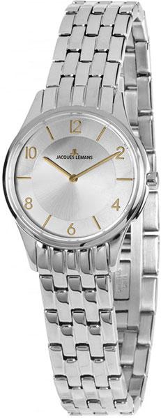 1-1807Z  женские кварцевые наручные часы Jacques Lemans  1-1807Z