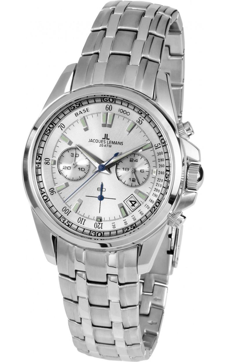 1-1830E  часы Jacques Lemans  1-1830E