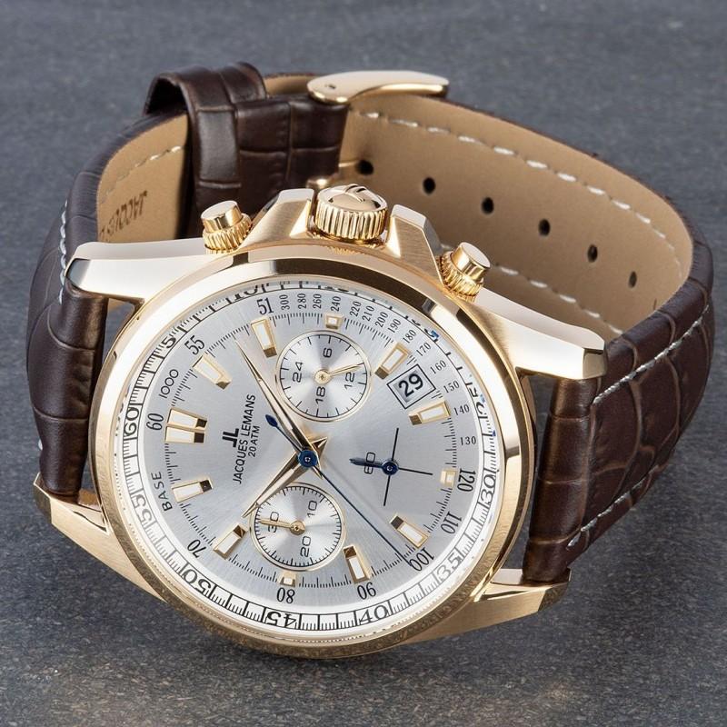 1-1830G  часы Jacques Lemans  1-1830G