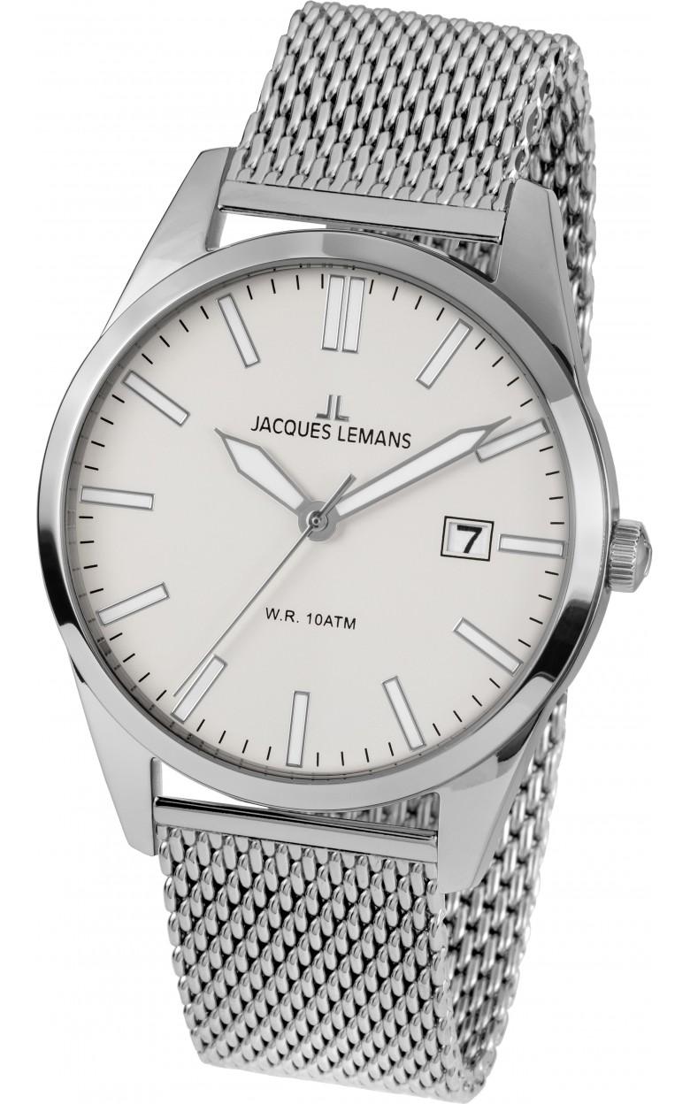 1-2002L  кварцевые наручные часы Jacques Lemans для мужчин  1-2002L