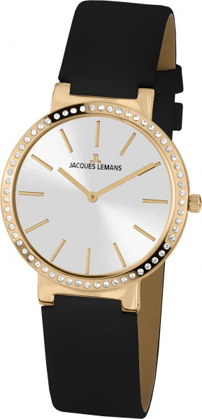 1-2015B  кварцевые наручные часы Jacques Lemans для женщин  1-2015B