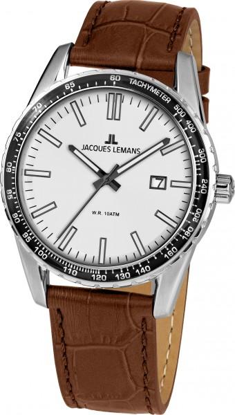 1-2022C  кварцевые наручные часы Jacques Lemans для мужчин  1-2022C