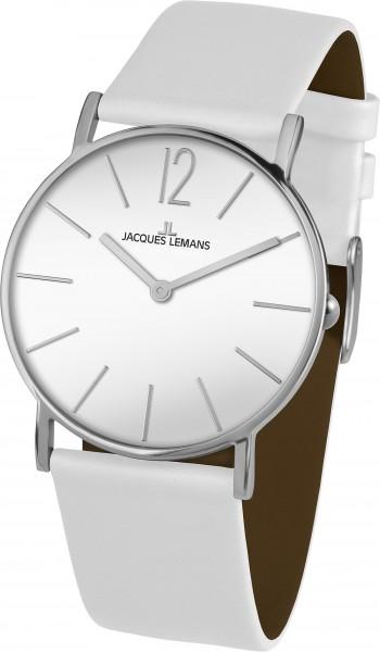 1-2030B  унисекс кварцевые наручные часы Jacques Lemans  1-2030B