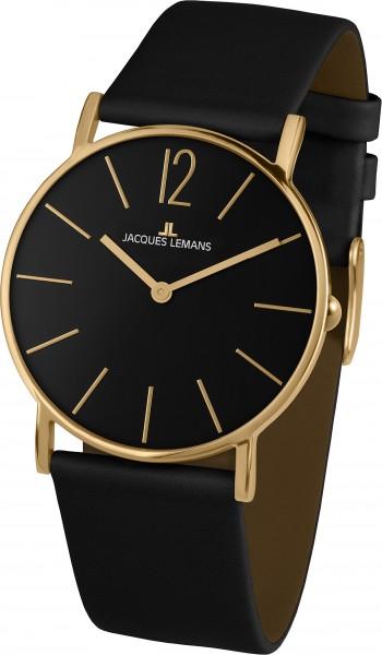 1-2030D  унисекс кварцевые наручные часы Jacques Lemans  1-2030D