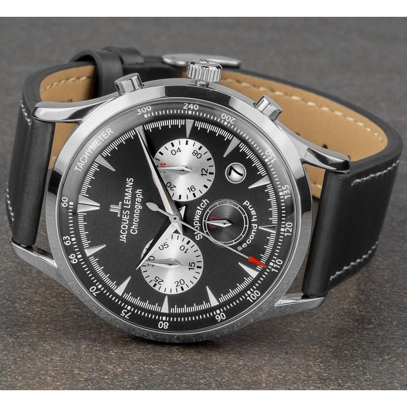 1-2068A  наручные часы Jacques Lemans  1-2068A