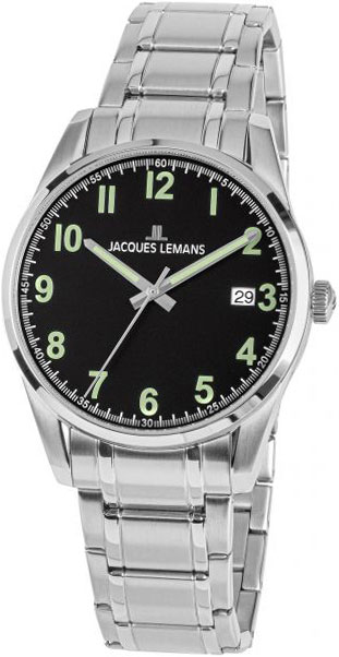 1-2070C  часы Jacques Lemans  1-2070C
